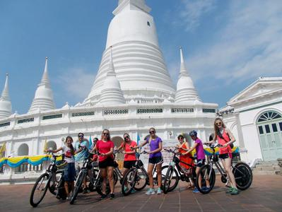 Explore Siam Boran Bike Tour