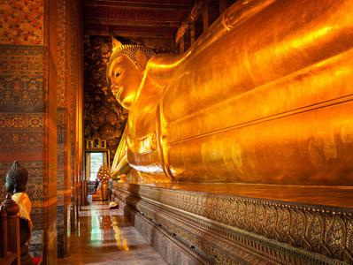 Bangkok Temples Small Group Tour with River of Kings Longtail Boat Cruise