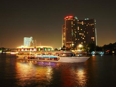 Bangkok Evening Dinner Cruise with White Orchid River Cruise