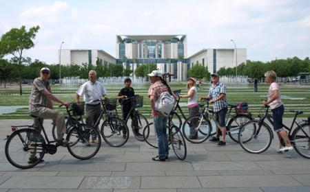 Berlin: Bike Tour through the City Center