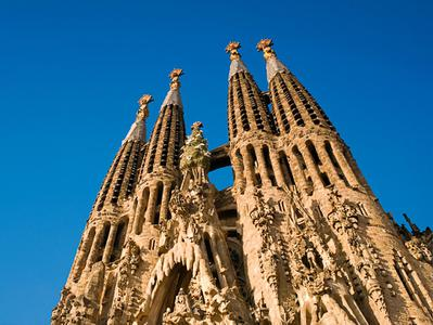 All Barcelona Highlights Tour with Sagrada Familia Tickets