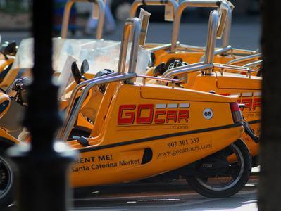 GoCar Barcelona Experience Olympic Tour