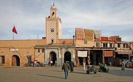 From Agadir: Marrakech Excursion Full-Day Trip