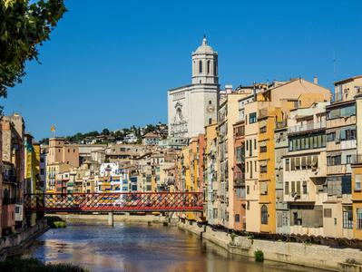 Super Saver Combo Girona Walking Tour + Gaudi City Tour with Park Guell Tickets