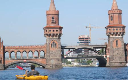 Berlin: 3.5-Hour Kayak Tour Through East Berlin