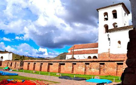 From Cusco: Full-Day Private Sacred Valley Tour