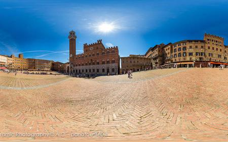 Siena and San Gimignano Full-Day Wine Tour