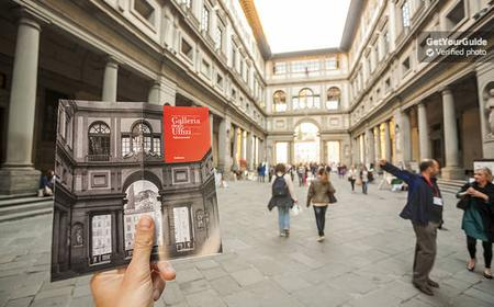 Florence Full-Day Guided Tour with Accademia and Uffizi