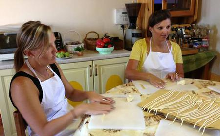 Tuscany Cooking Course from Florence