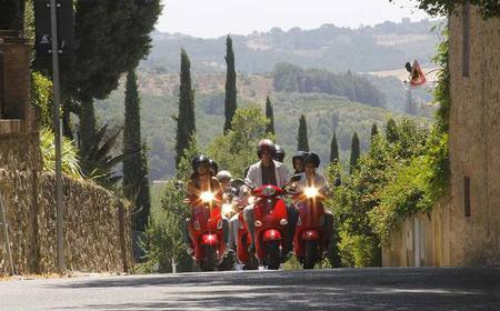 Vespa Panoramic Tour of Florence & Free Time in Pisa