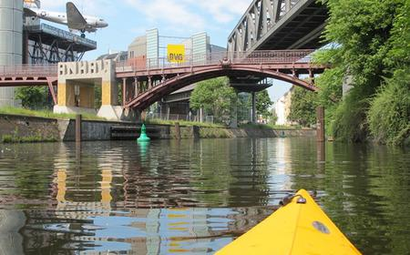 Berlin: Kayaking Tour Through the City