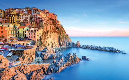 Cinque Terre Full-Day Tour from Florence or Siena