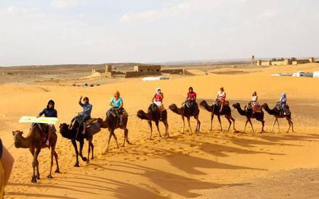 Desert From Agadir 4 Days 3 Nights