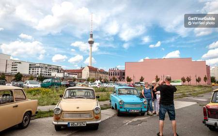 Berlin: Trabi Safari 2-Hour Sightseeing Tour
