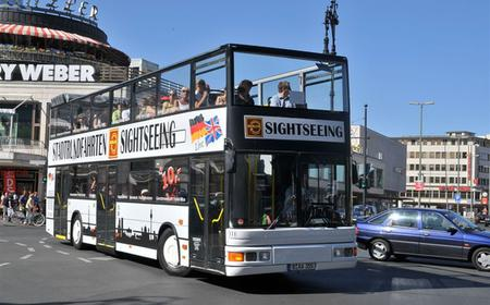 Berlin Hop-On Hop-Off Bus Tour with Madame Tussauds Ticket