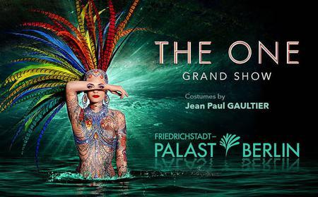 Berlin: Show Tickets for Friedrichstadt-Palast
