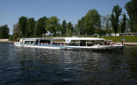 Buffet Boat Cruise: Spree, Museumsinsel, Reichstag & More