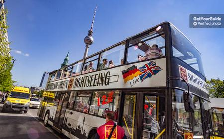 Hop-On, Hop-Off Tour with Tickets to 3 Attractions