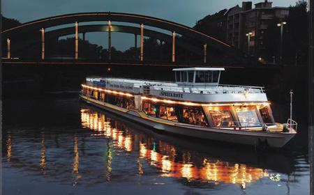 Berlin 2.5-Hour Dinner Cruise on the River Spree