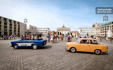 Berlin: Trabi Safari Through Germany's Capital