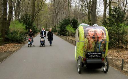 Berlin: 1-Hour Tour through Tiergarten by Velotaxi