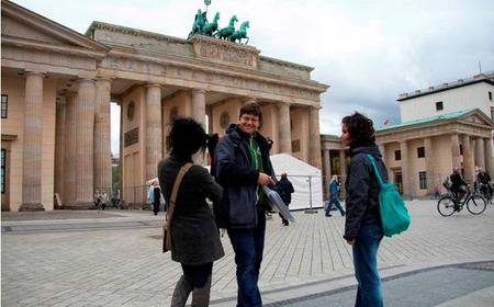 Berlin Story Line: Small Group Walking Tour with a Local