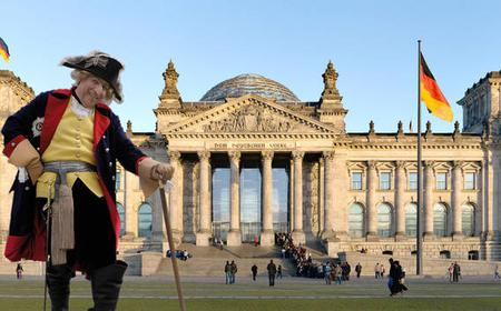 Berlin: Tour with Frederick the Great & Reichstag Visit