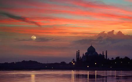 8 Hour Private Agra City Tour with Taj Mahal