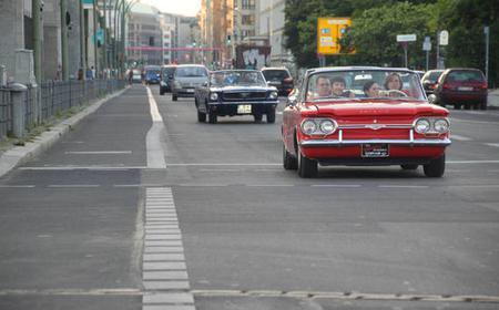 Berlin: Mustang Safari through the Capital