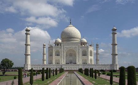 Agra Day Trip (Taj Mahal) from New Delhi