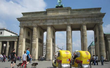 Berlin Wall 1.5-Hour Tour by Velotaxi