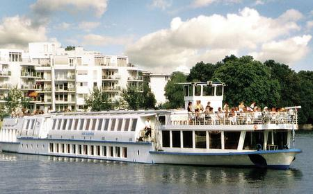 Wannsee 4-Hour Boat Cruise on MS Mark Brandenburg