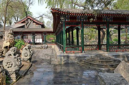 4-Hour Beijing Private Walking Tour: Peking Former Residence of Song Ching Ling, Houhai and Hutong Tour with Rickshaw