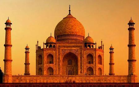 Taj Mahal Private Day Trip from Delhi