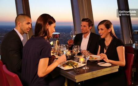 Skip-the-Line Berlin TV Tower with VIP Dinner
