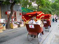 Beijing Hutong Rickshaw Half-Day Tour