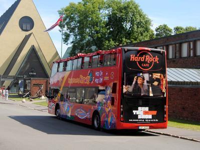 City Sightseeing Bergen Hop On Hop Off Tour