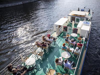 Berlin Citytour Hop On Hop Off with optional boat tour