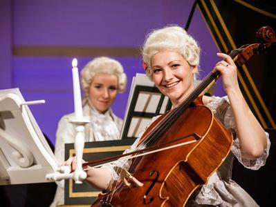 Classical Concert at Charlottenburg Palace