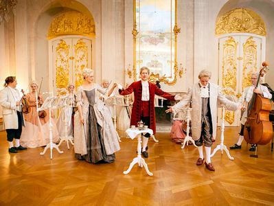 Dinner and Concert at Charlottenburg Palace