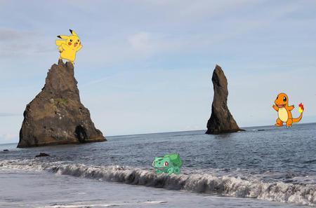 Private Pokémon GO Hunting Tour from Reykjavik