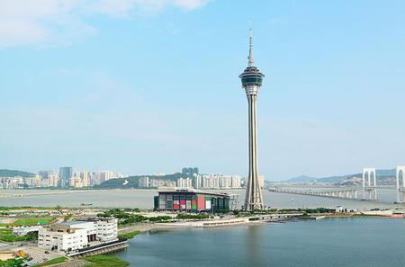 Macau Sightseeing Day Tour with One-Way Ferry from Hong Kong