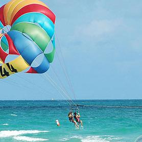 Key West and Parasailing from Ft. Lauderdale