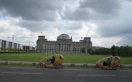 Berlin: City Tour by Velotaxi