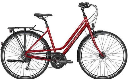 Frankfurt: rental of bicycles and electric bikes