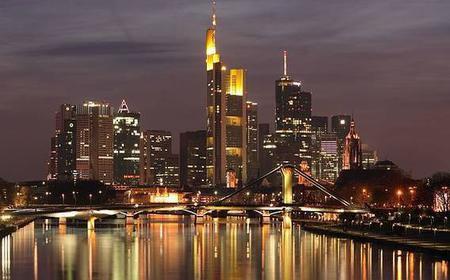 Frankfurt: photoshoot with Sightseeing