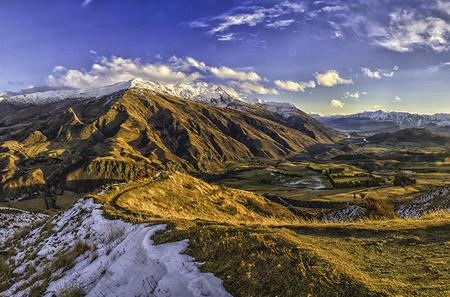 Private Tour: Full-Day Queenstown and Southern Lakes Photography Tour
