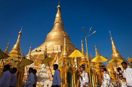 Private Full Day Yangon Tour Including Circular Train Ticket and Lunch
