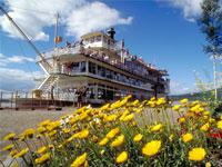 Discover the Gold and Sternwheeler Cruise