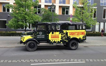 Berlin: Hanomag Tour, Action Painting, and Archery